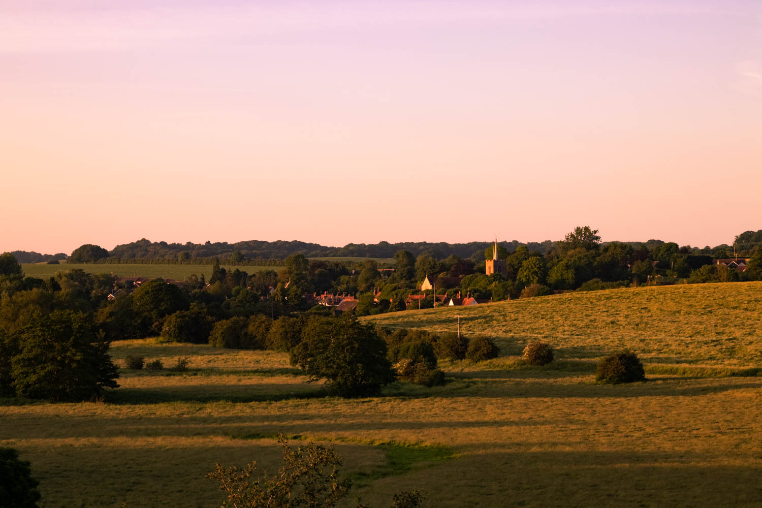 Hertfordshire country photograph